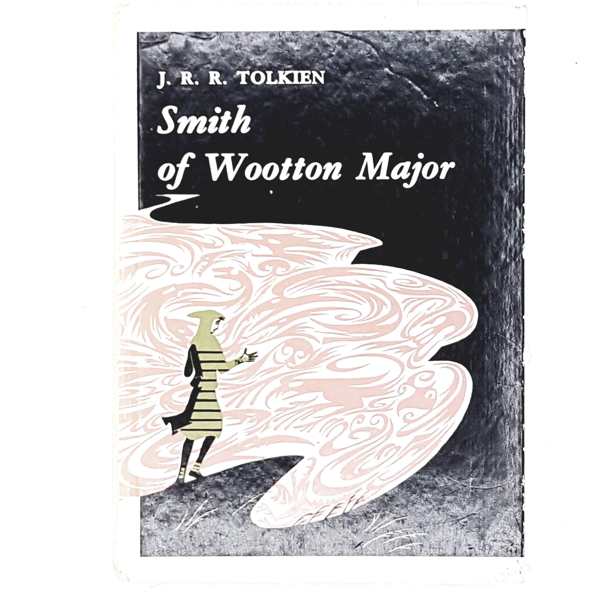 Illustrated Tolkien's Smith of Wotton Major 1967