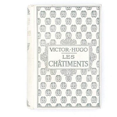 vintage-french-literature-les-chatiments-by-victor-hugo-1934-country-house-library