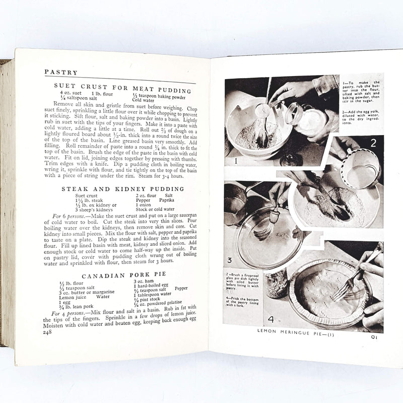 Cooking with Elizabeth Craig 1949