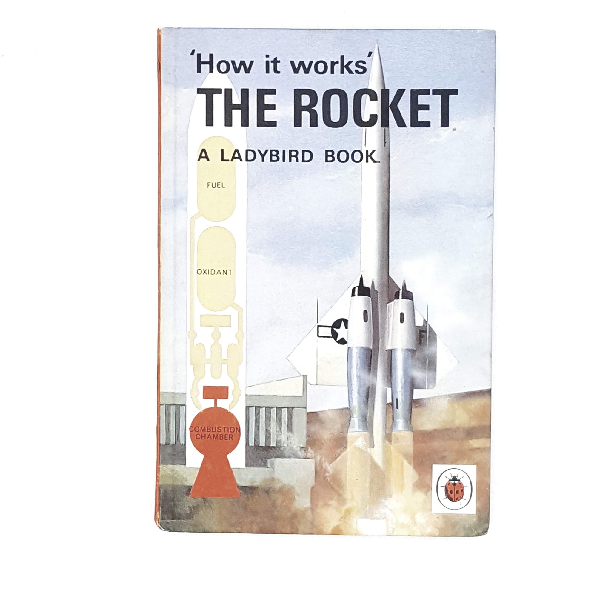 Vintage Ladybird: The Rocket 1967