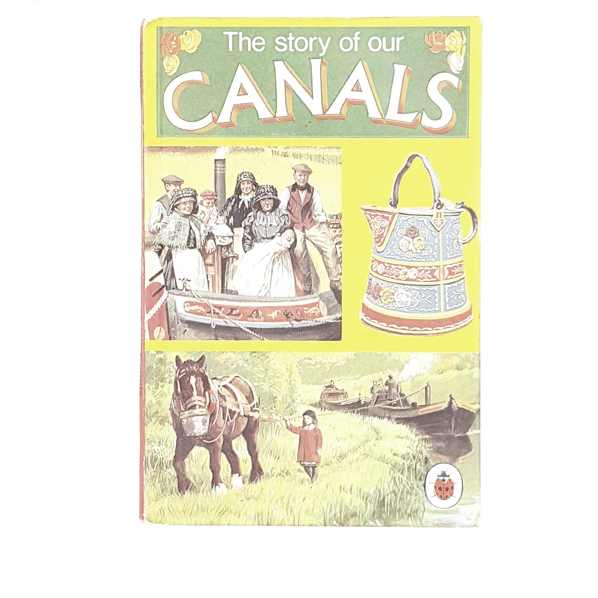 Vintage Ladybird: The Story of Our Canals 1975