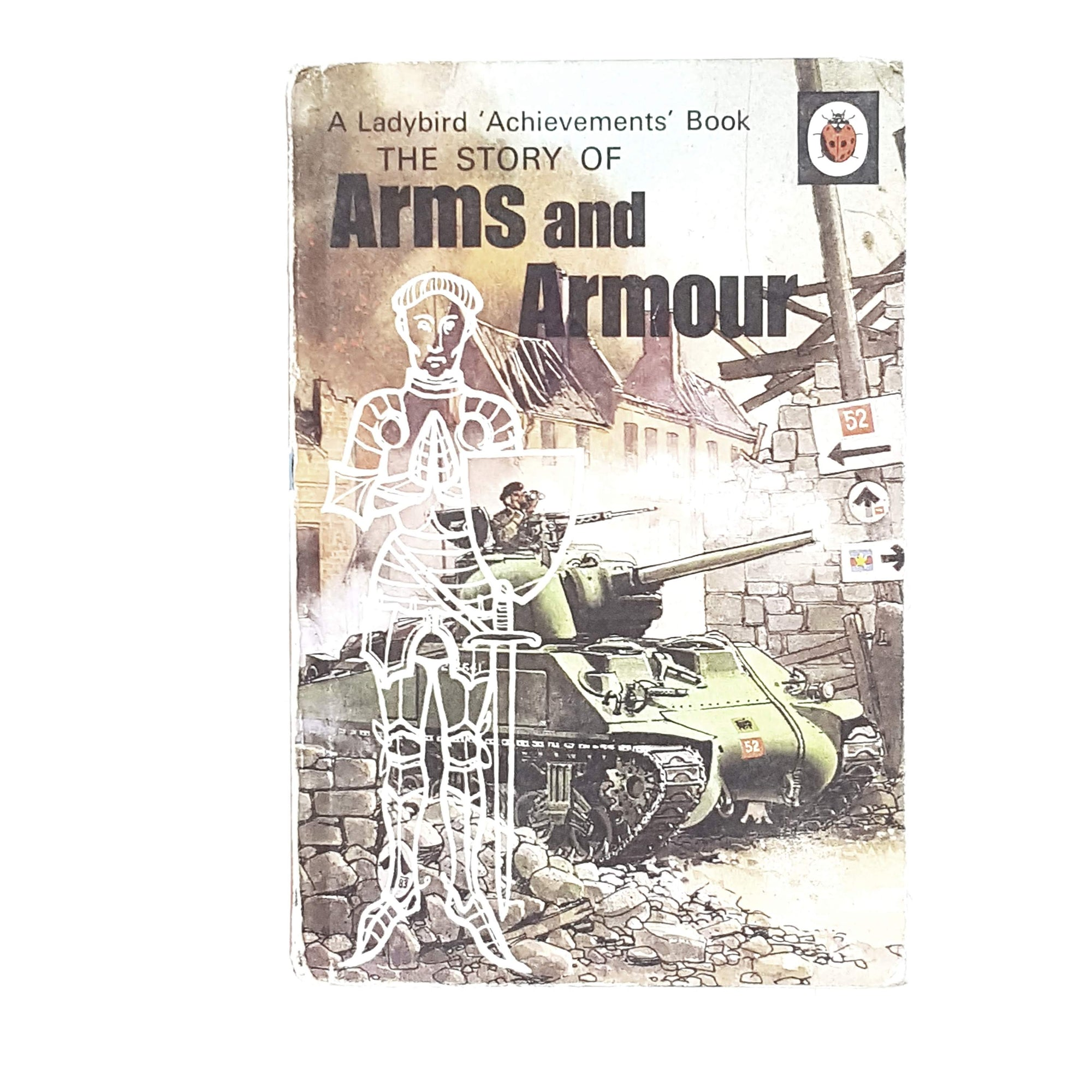 Vintage Ladybird: The Story of Arms and Armour 1971