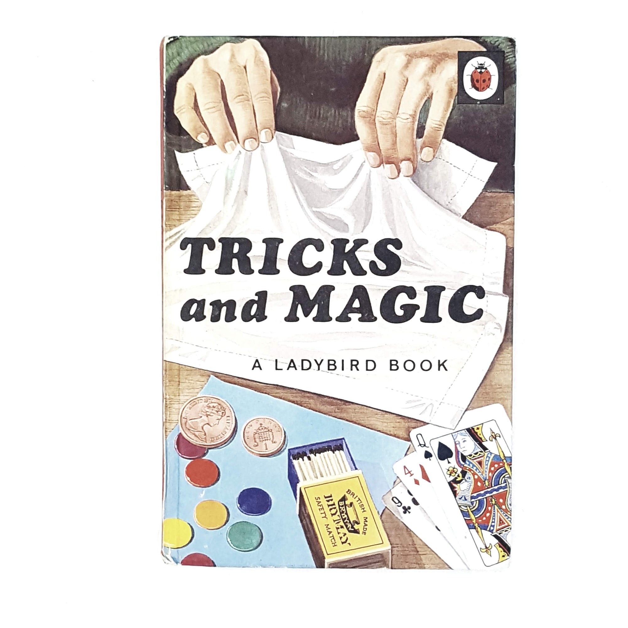 Vintage Ladybird: Tricks and Magic 1969