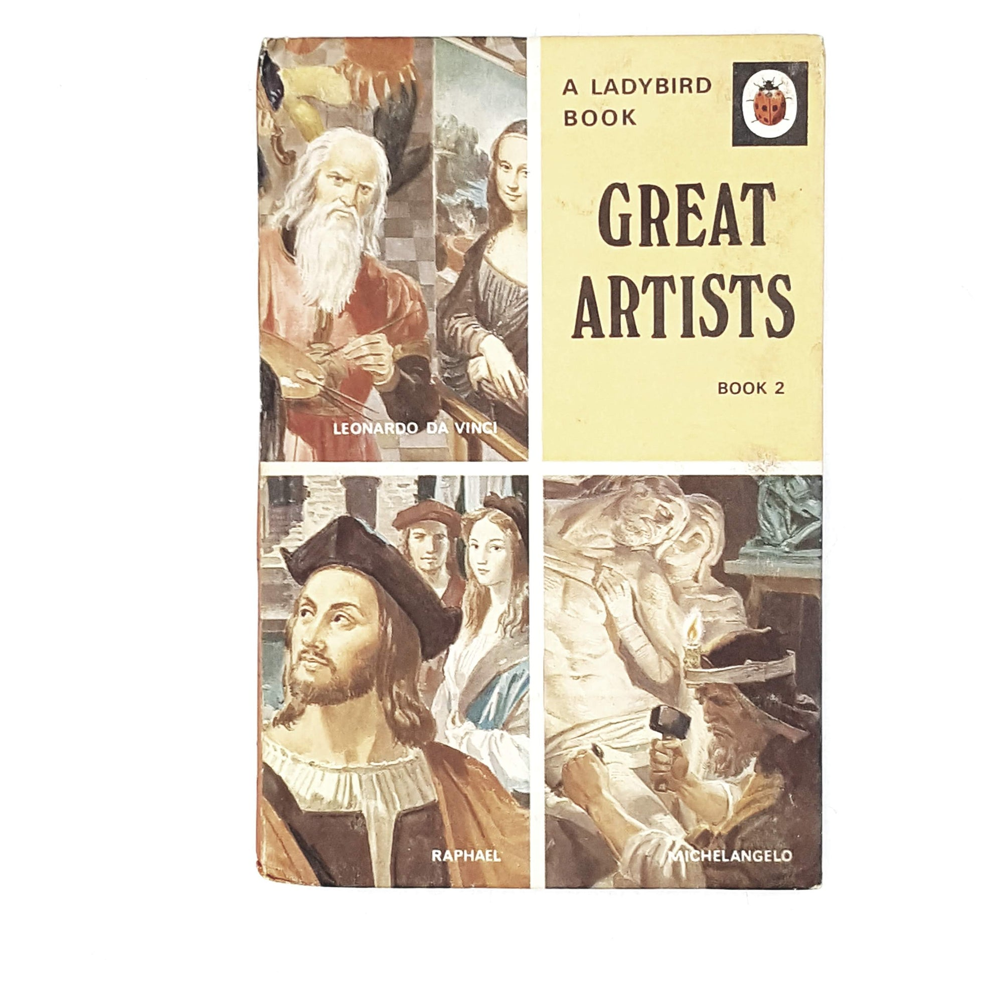 Vintage Ladybird: Great Artists II 1970