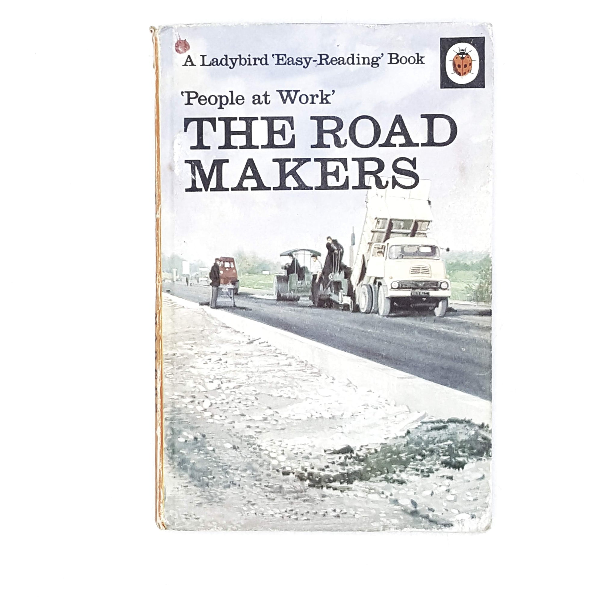 Vintage Ladybird: The Road Makers 1967