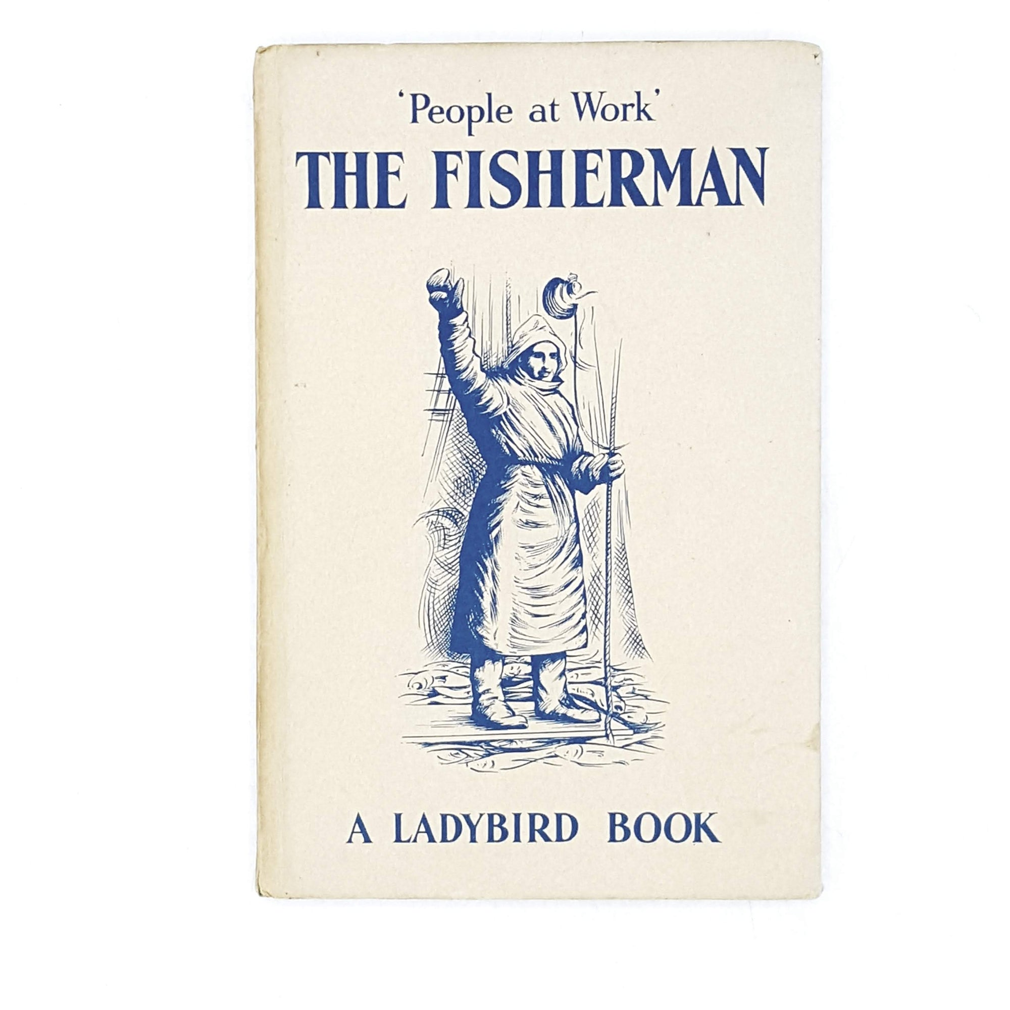 Vintage Ladybird: The Fisherman 1963