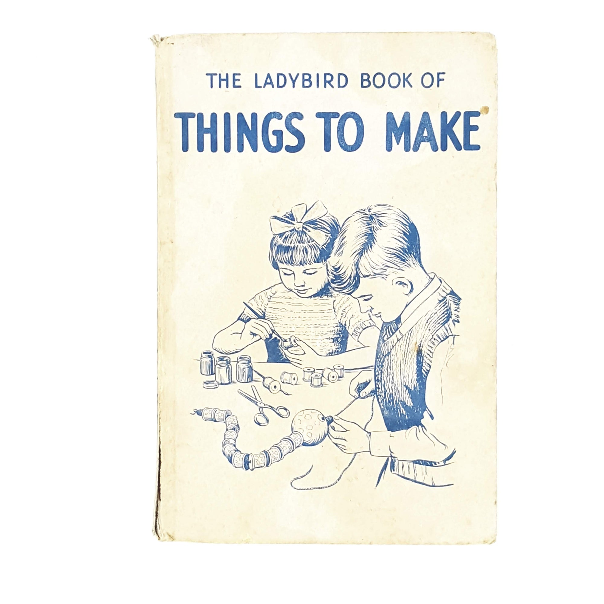Vintage Ladybird: Things to Make 1963