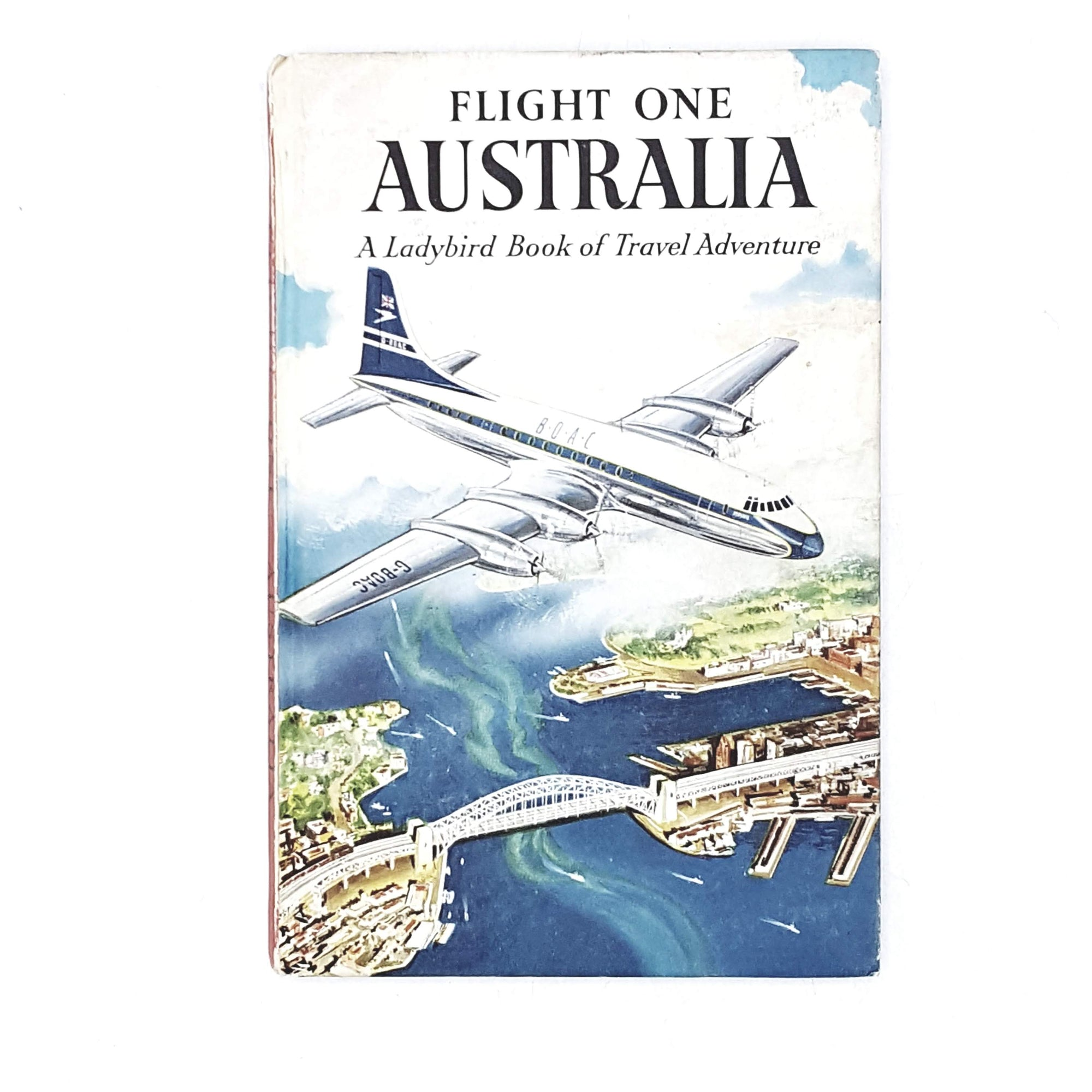 Vintage Ladybird: Flight One Australia 1958