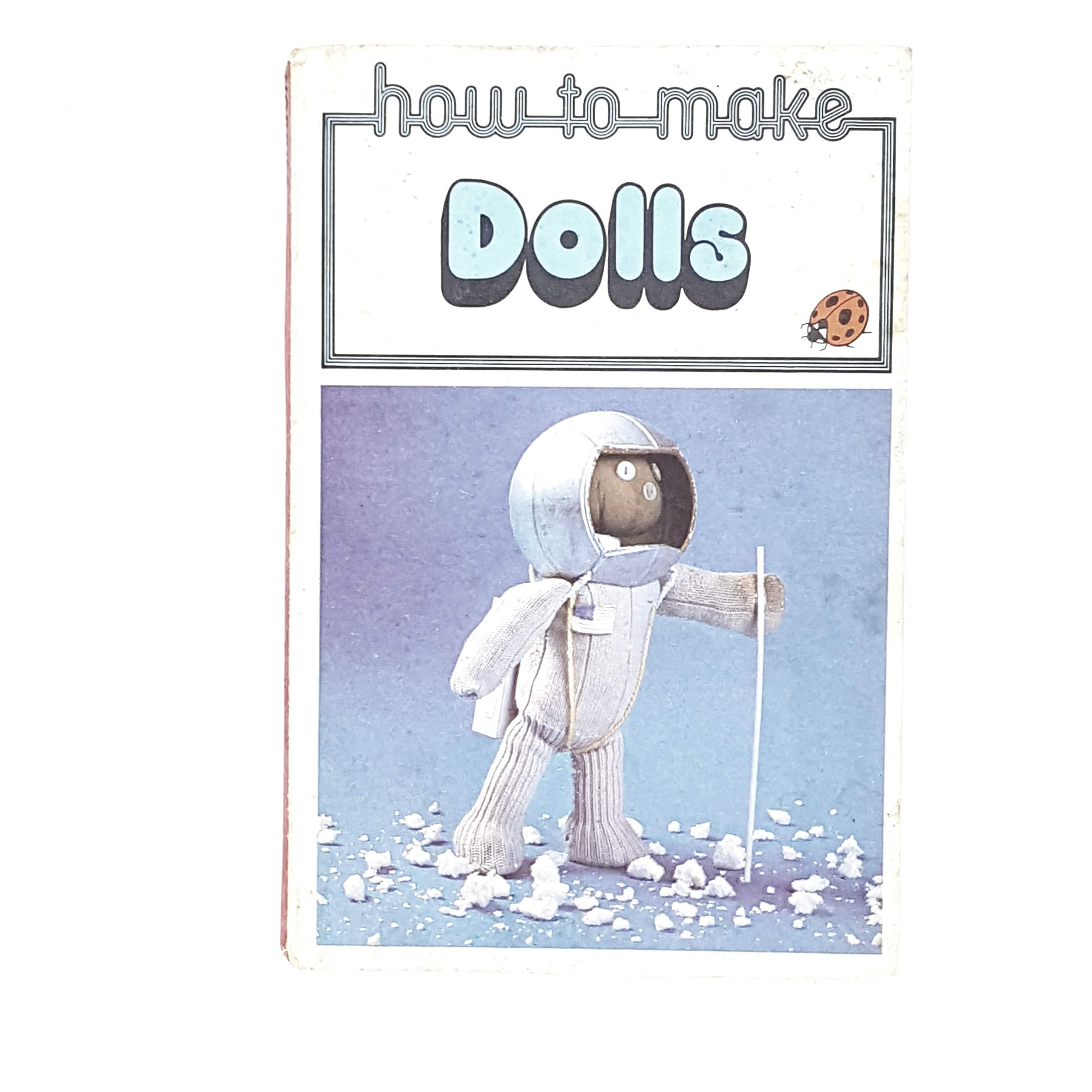 Vintage Ladybird: How to Make Dolls 1978
