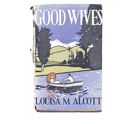 louisa-m-alcotts-good-wives-blue-country-house-library
