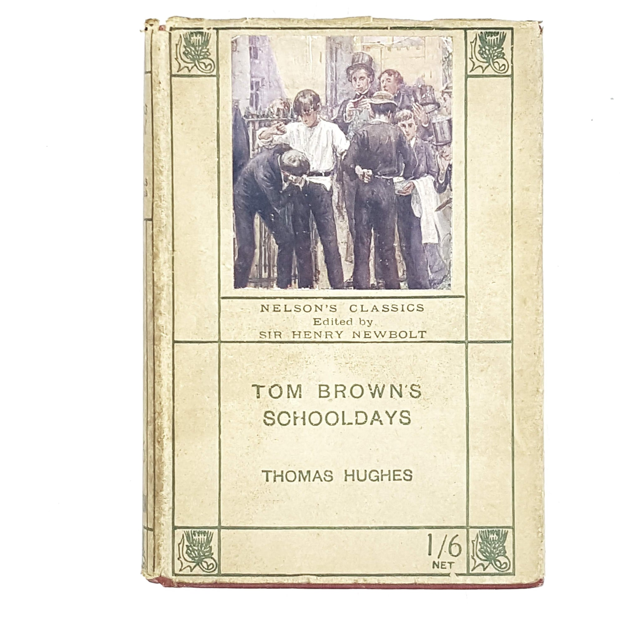 Thomas Hughes's Tom Brown's School Days