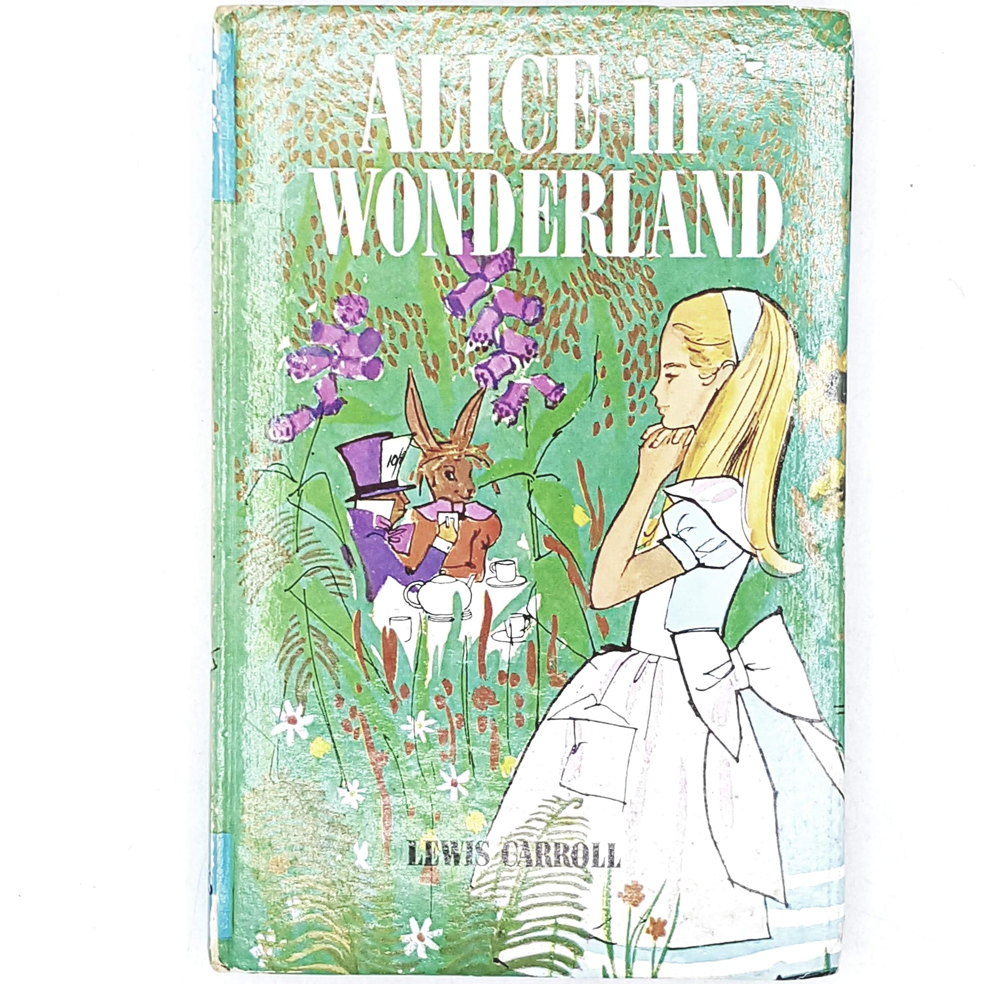 illustrated-alice-in-wonderland-by-lewis-carroll-green-country-house-library