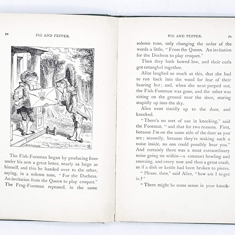 Lewis Carroll's Alice's Adventures in Wonderland 1948