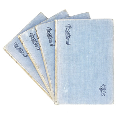 Collection Illustrated Works of A. A. Milne 1934 - 1936
