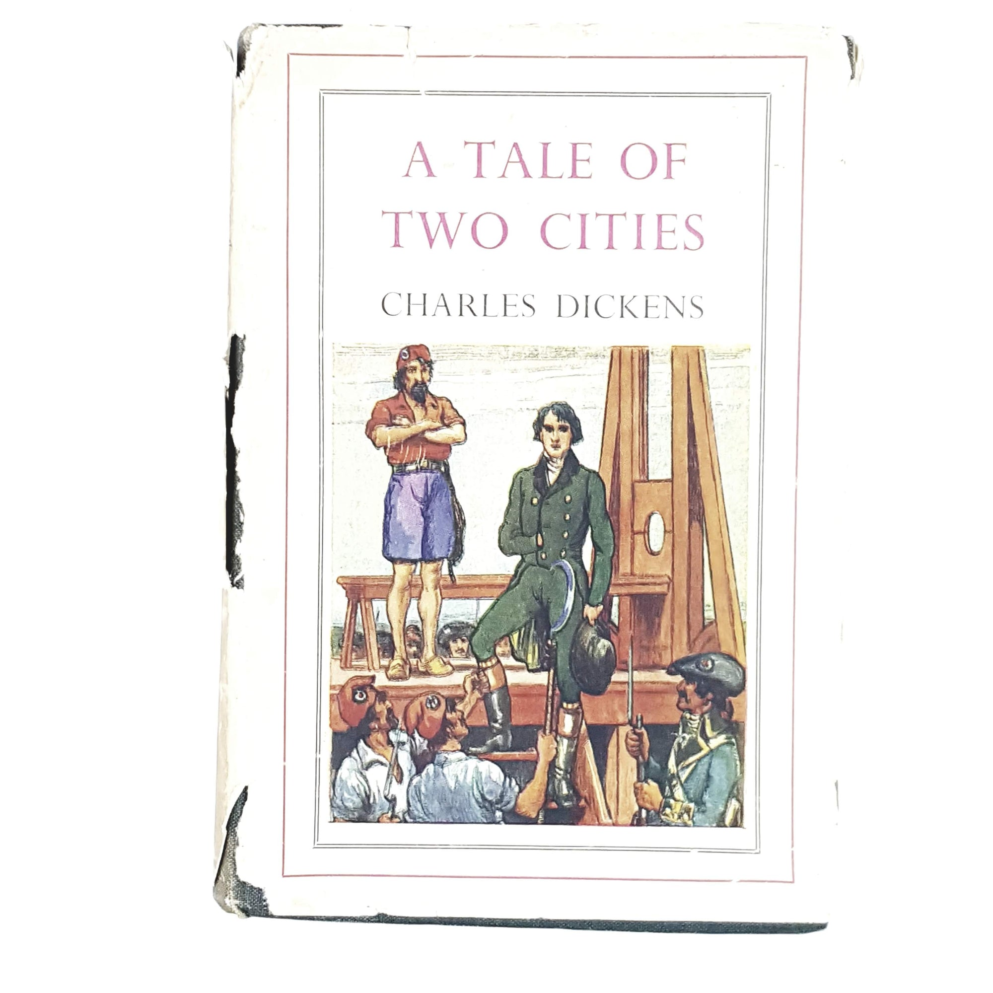 Charles Dickens' A Tale of Two Cities c1944