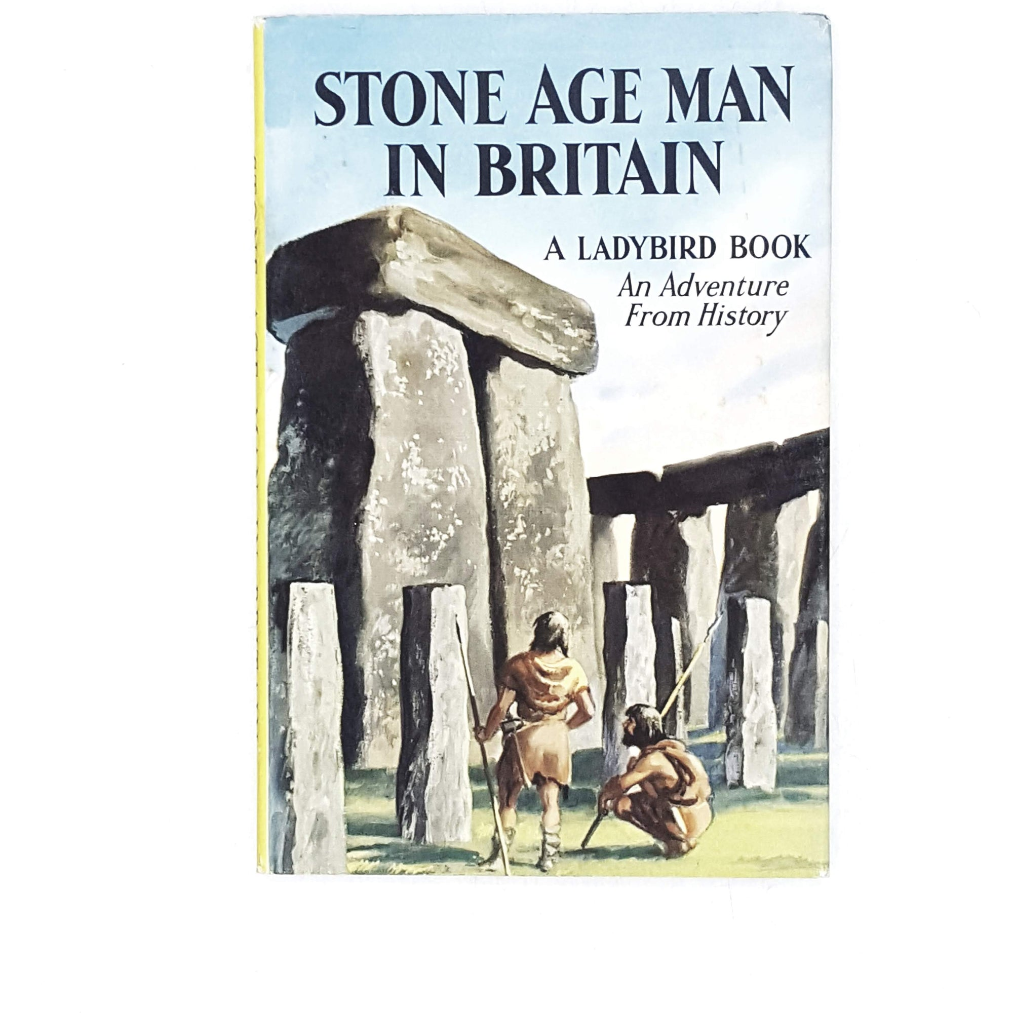 Ladybird History: Stone Age Man in Britain 1957