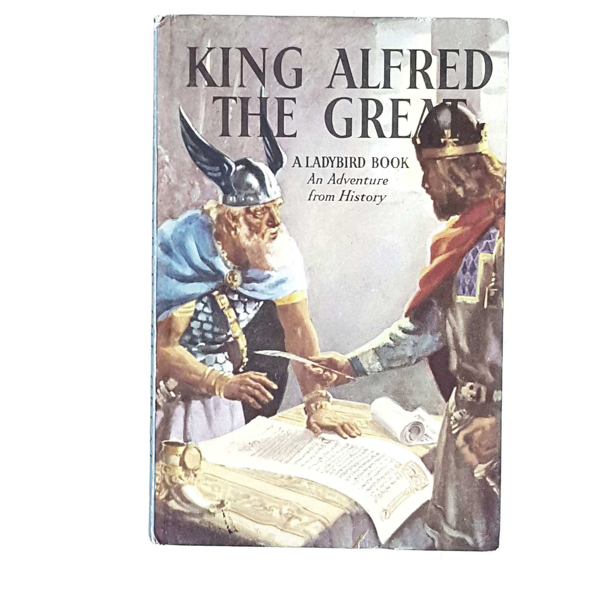 Ladybird History: King Alfred the Great 1956