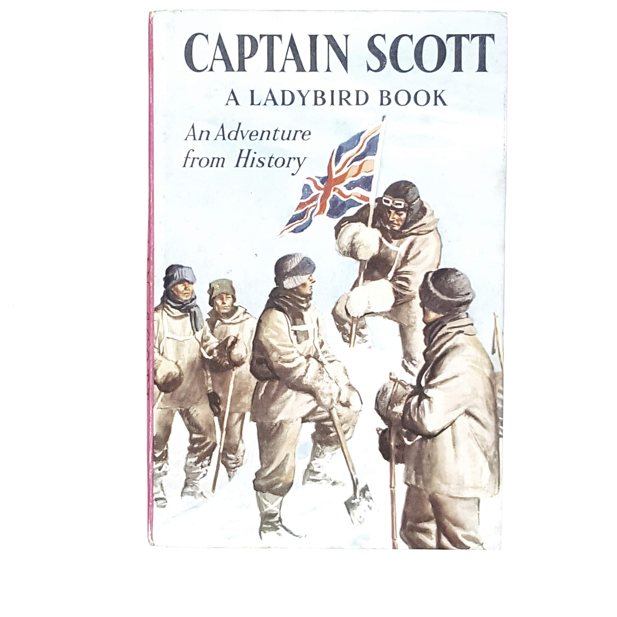 Ladybird History: Captain Scott 1963