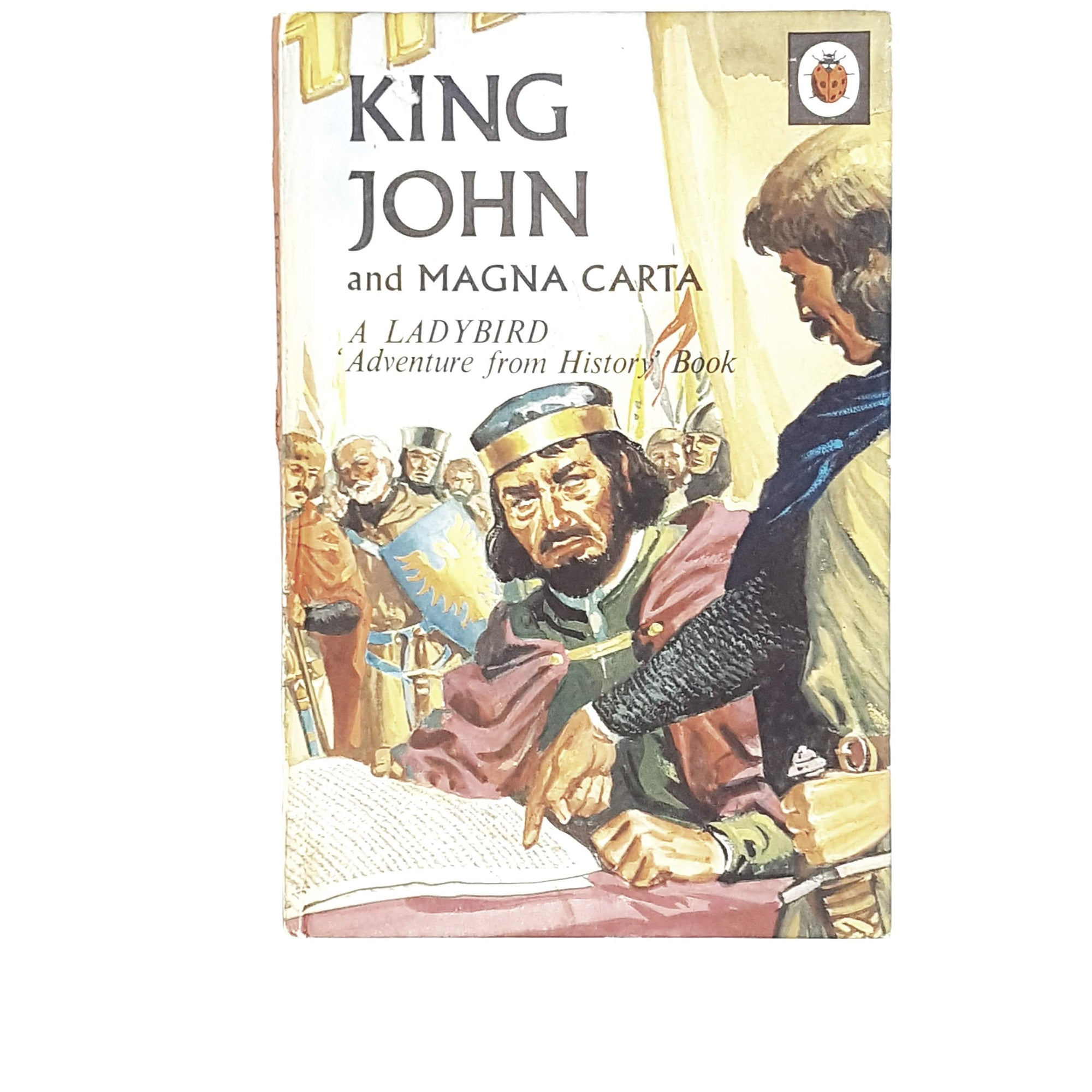 Ladybird History: King John and Magna Carta 1969