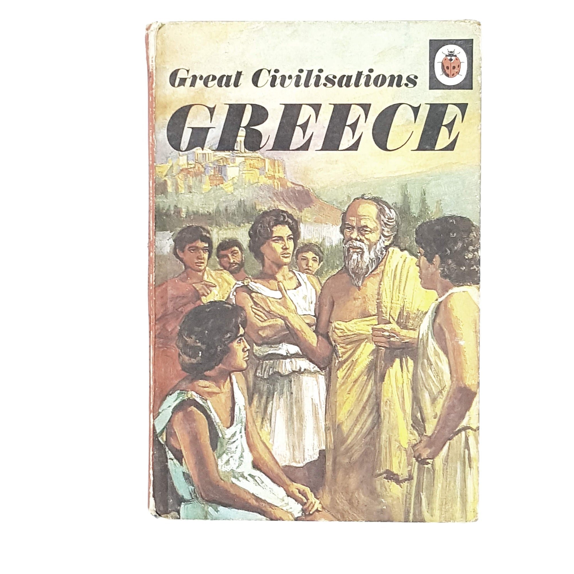 Ladybird History: Greece 1974