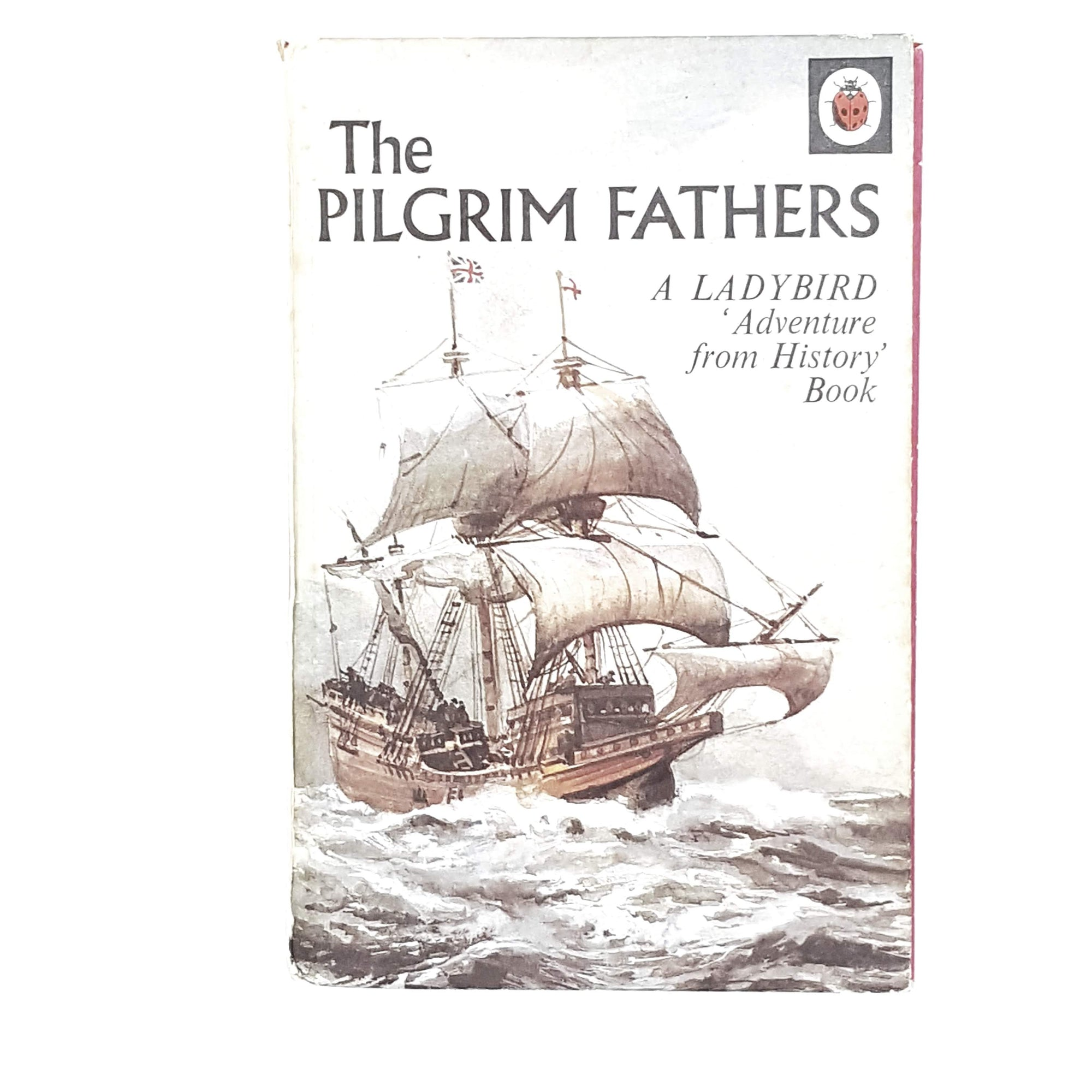 ladybird-history-the-pilgrim-fathers-1972-vintage-kindergarten-books-online-bookstore-country-house-library