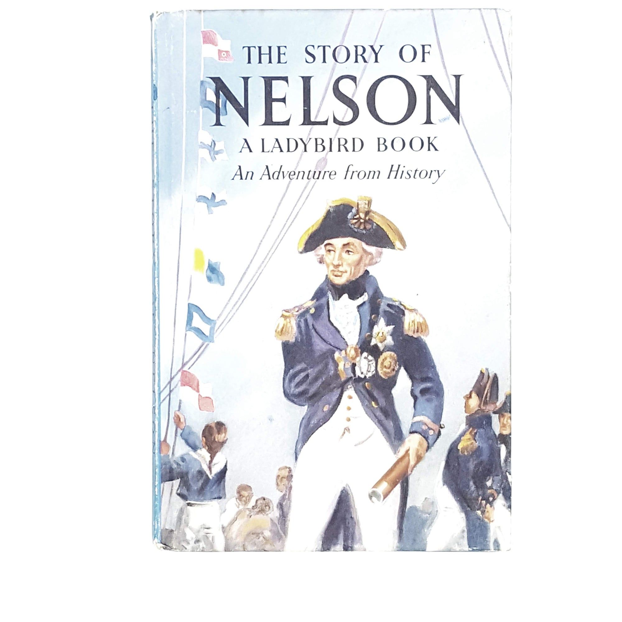ladybird-history-the-story-of-nelson-1957-vintage-online-bookstore-country-house-library