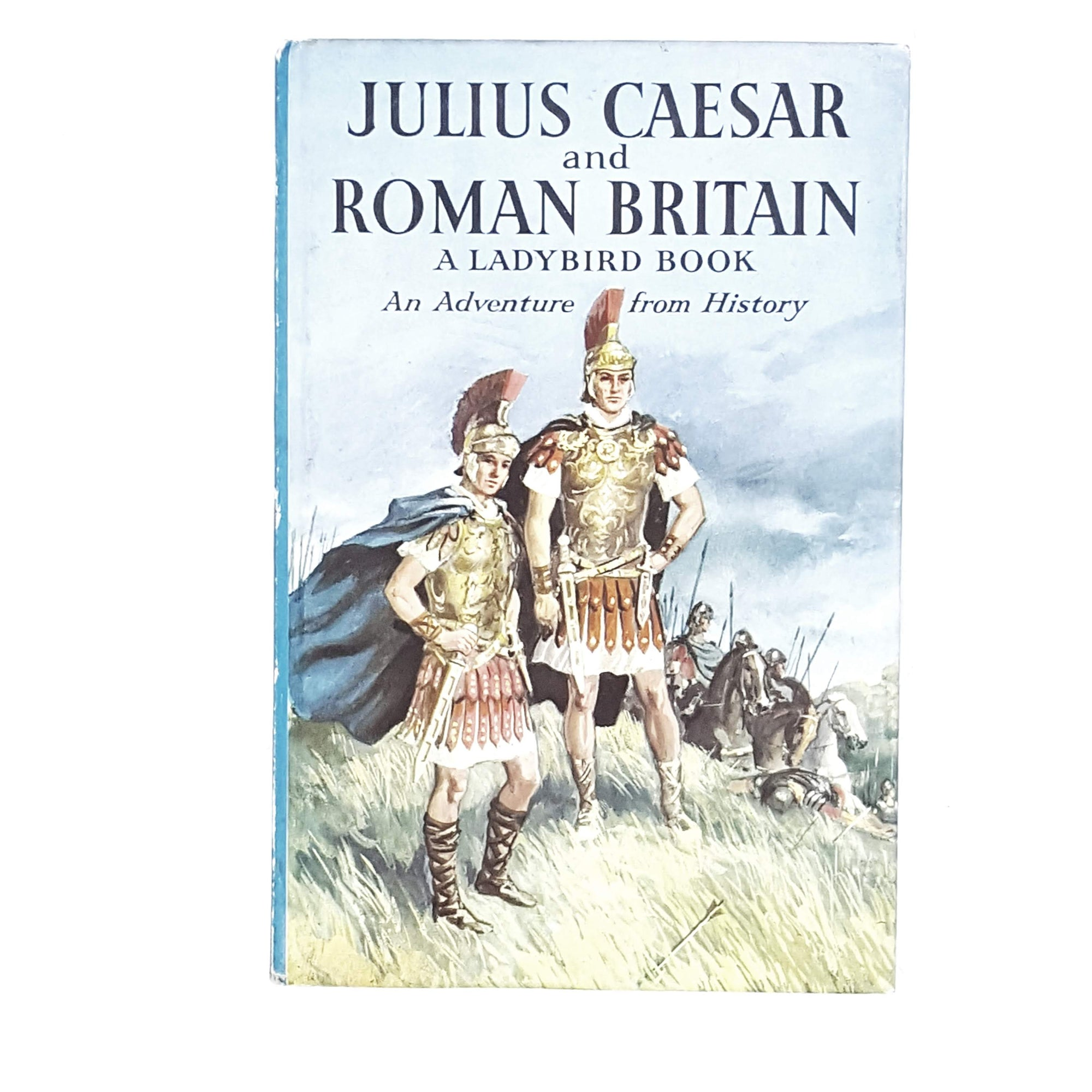Ladybird History: Julius Caeser and Roman Britain 1959
