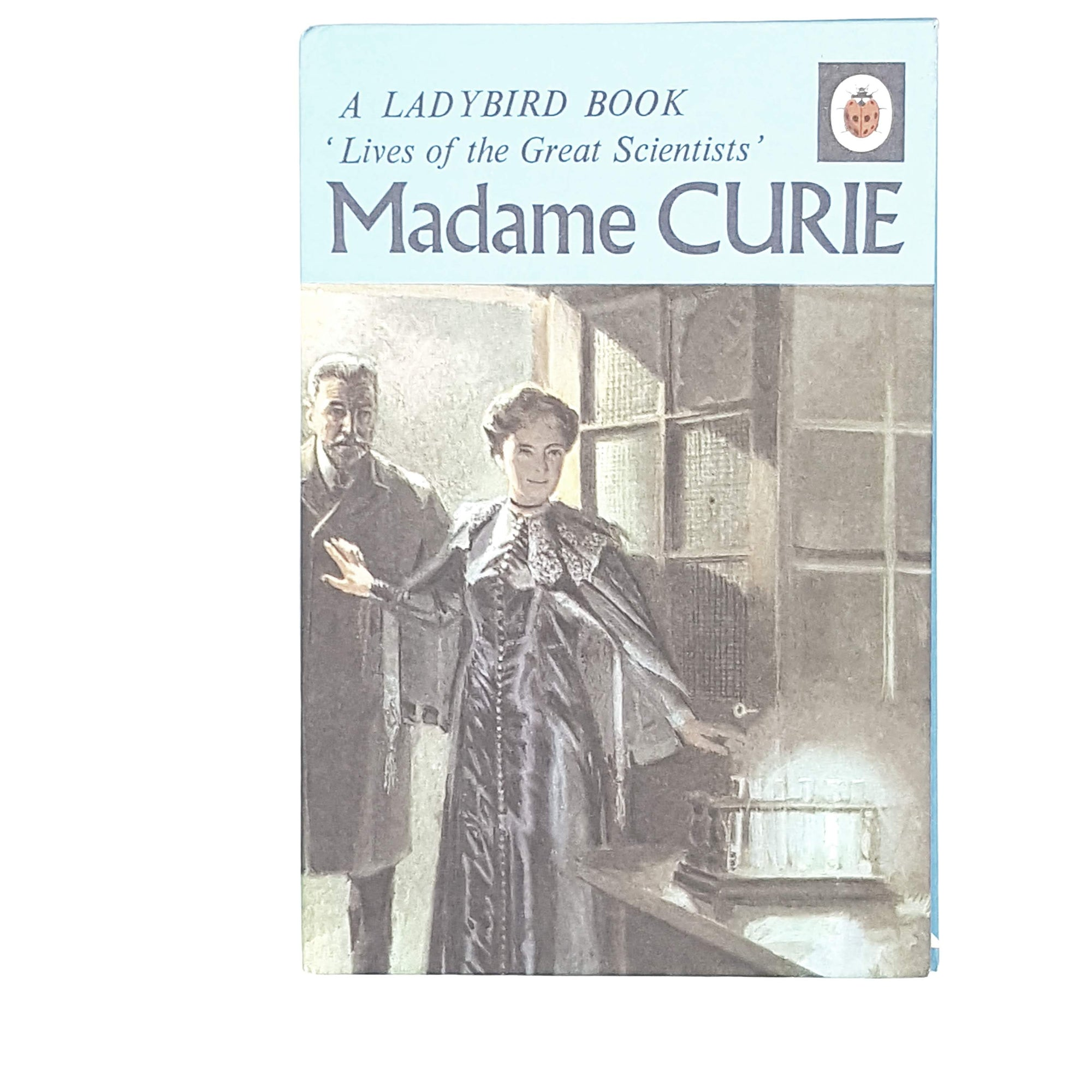 Ladybird History: Madame Curie 1970
