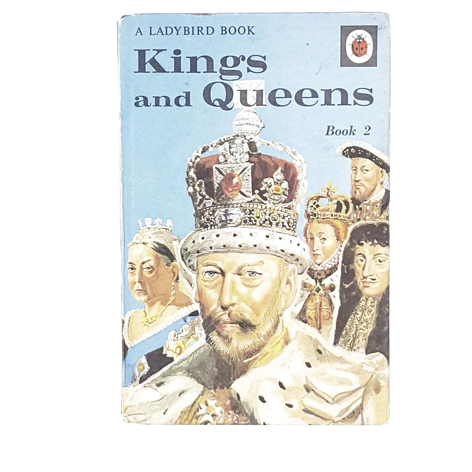 ladybird-history-kings-and-queens-ii-1968-vintage-online-bookstore-country-house-library