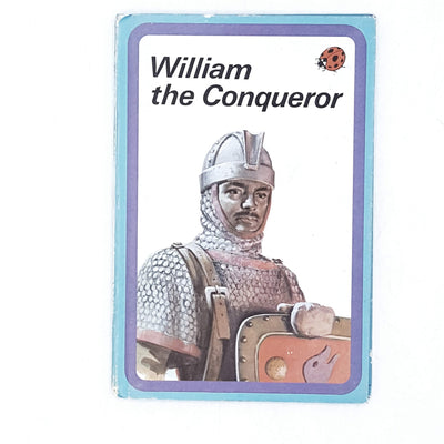 ladybird-history-william-the-conqueror-1956-vintage-online-bookstore-country-house-library