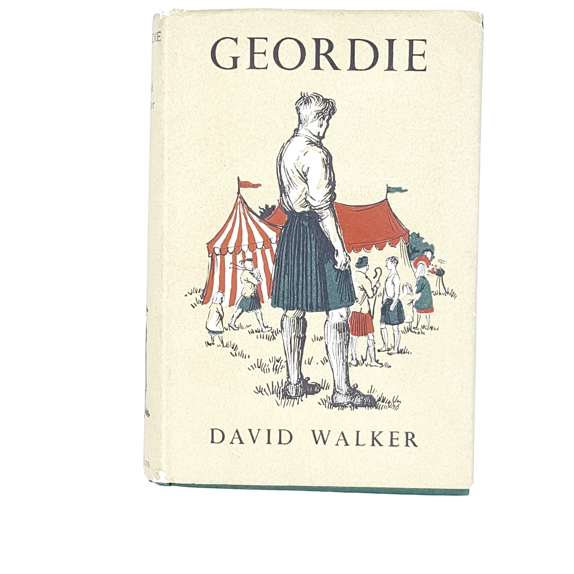 Geordie by David Walker 1950