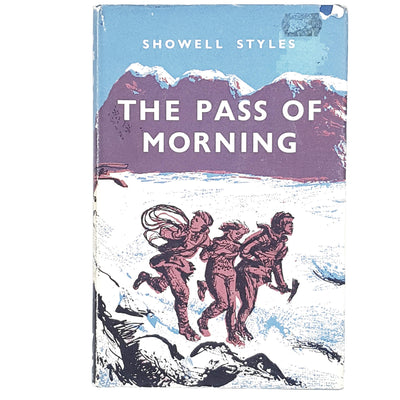 the-pass-of-the-morning-by-showell-styles-1966-rare-books-2nd-hand-bookstore-country-house-library