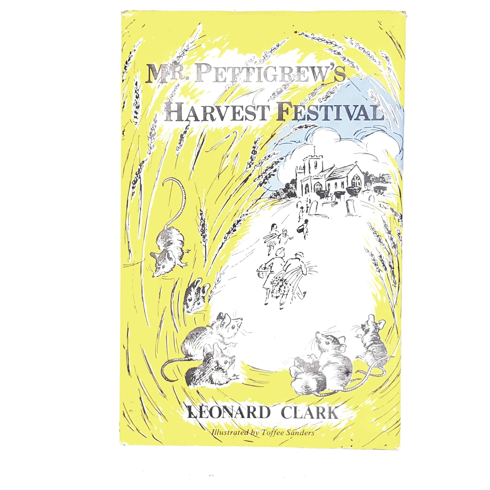 Illustrated Mr. Pettigrew's Harvest Festival by Leonard Clark 1975
