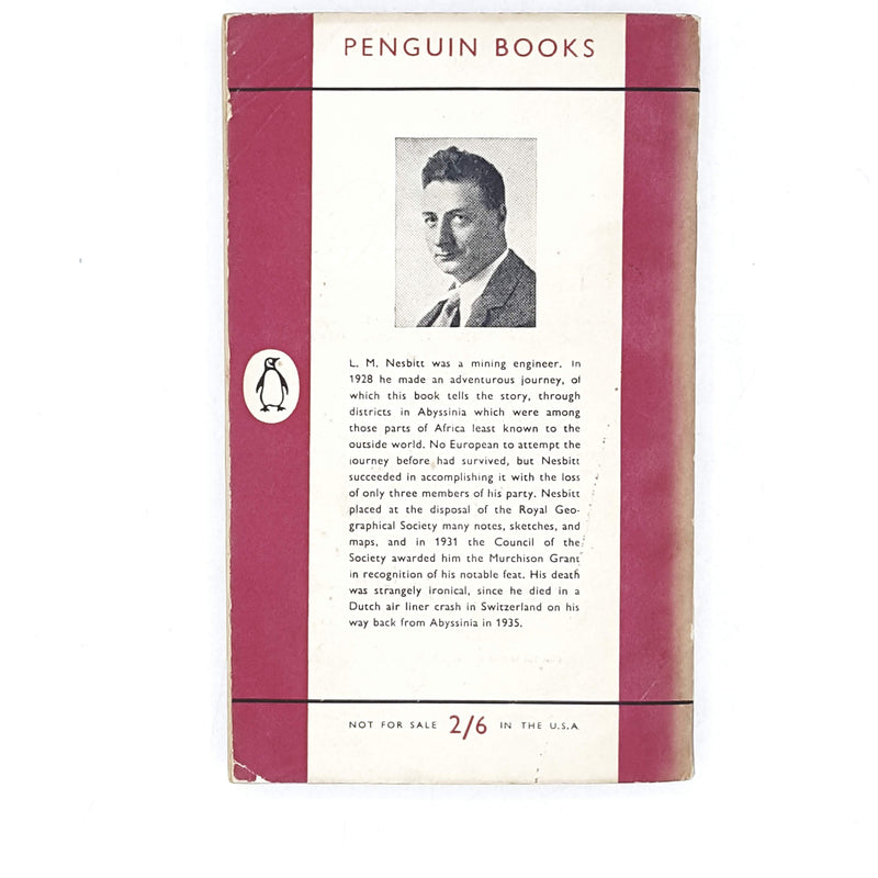 vintage-penguin-desert-and-forest-by-l-m-nesbitt-1955-rare-books-country-house-library