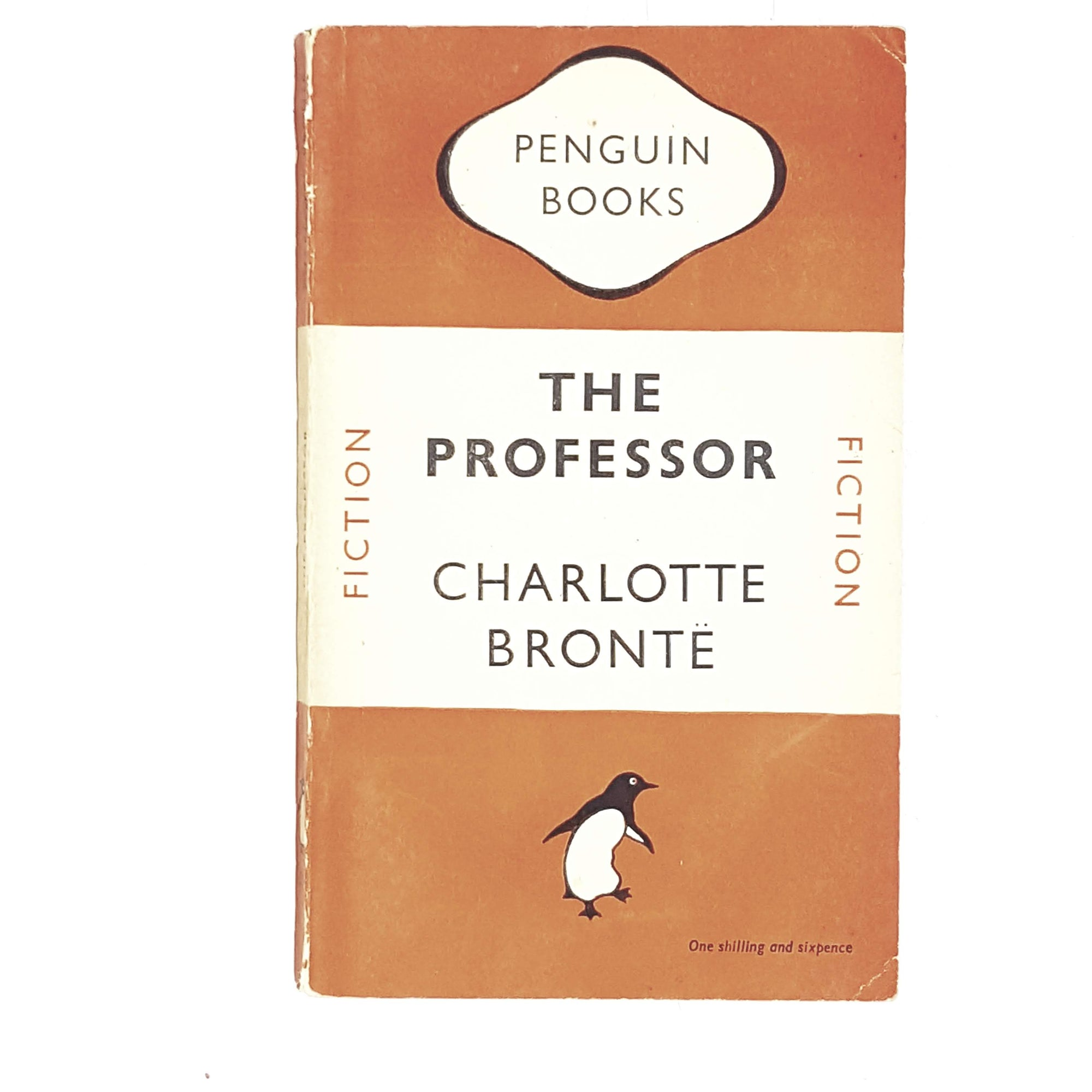 Charlotte Brontë's The Professor 1948