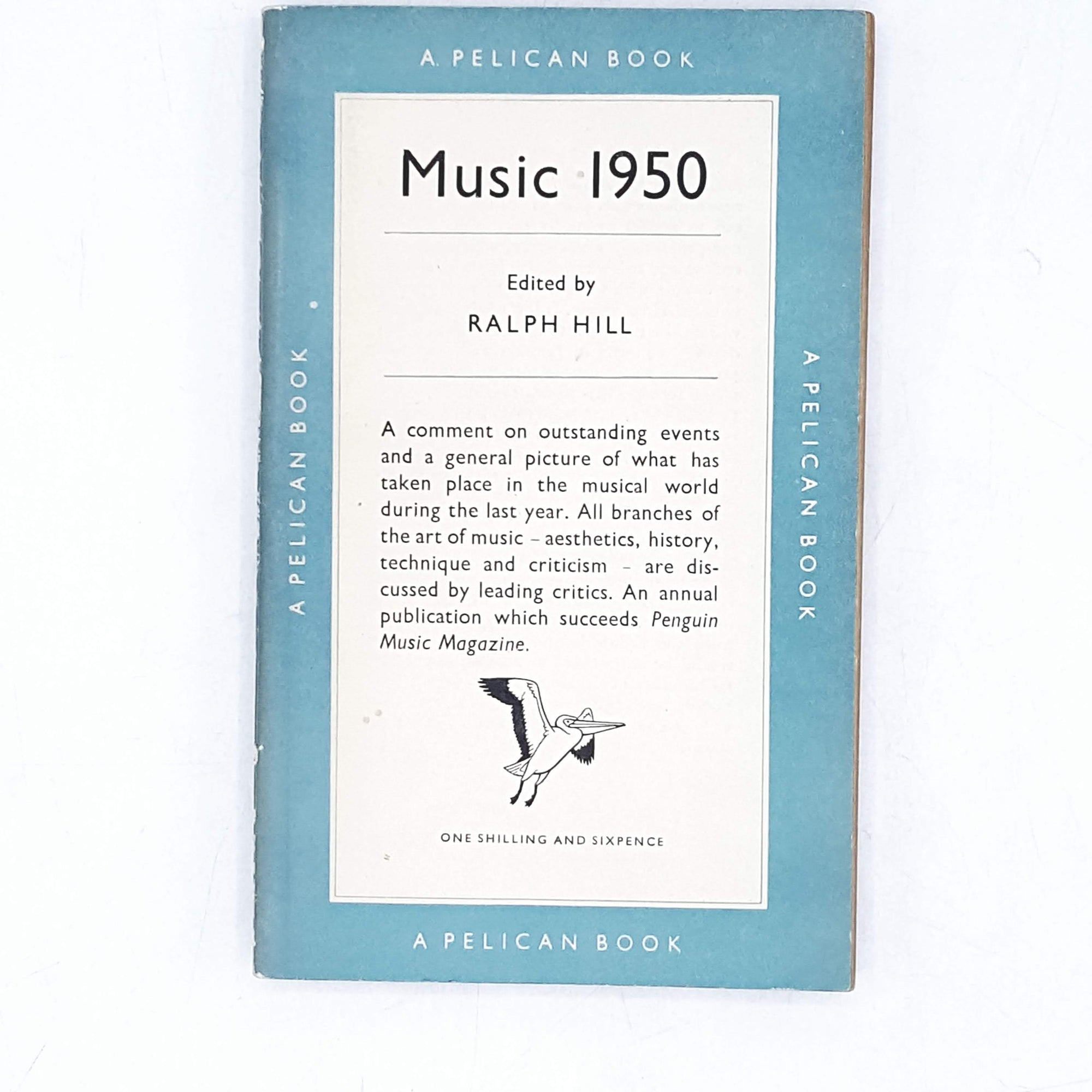 Vintage Pelican: Music by Ralph Hill 1950