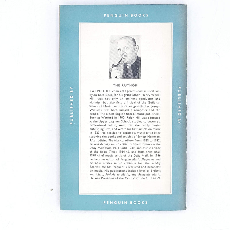 vintage-pelican-music-by-ralph-hill-1950-antique-pale-blue-country-house-library