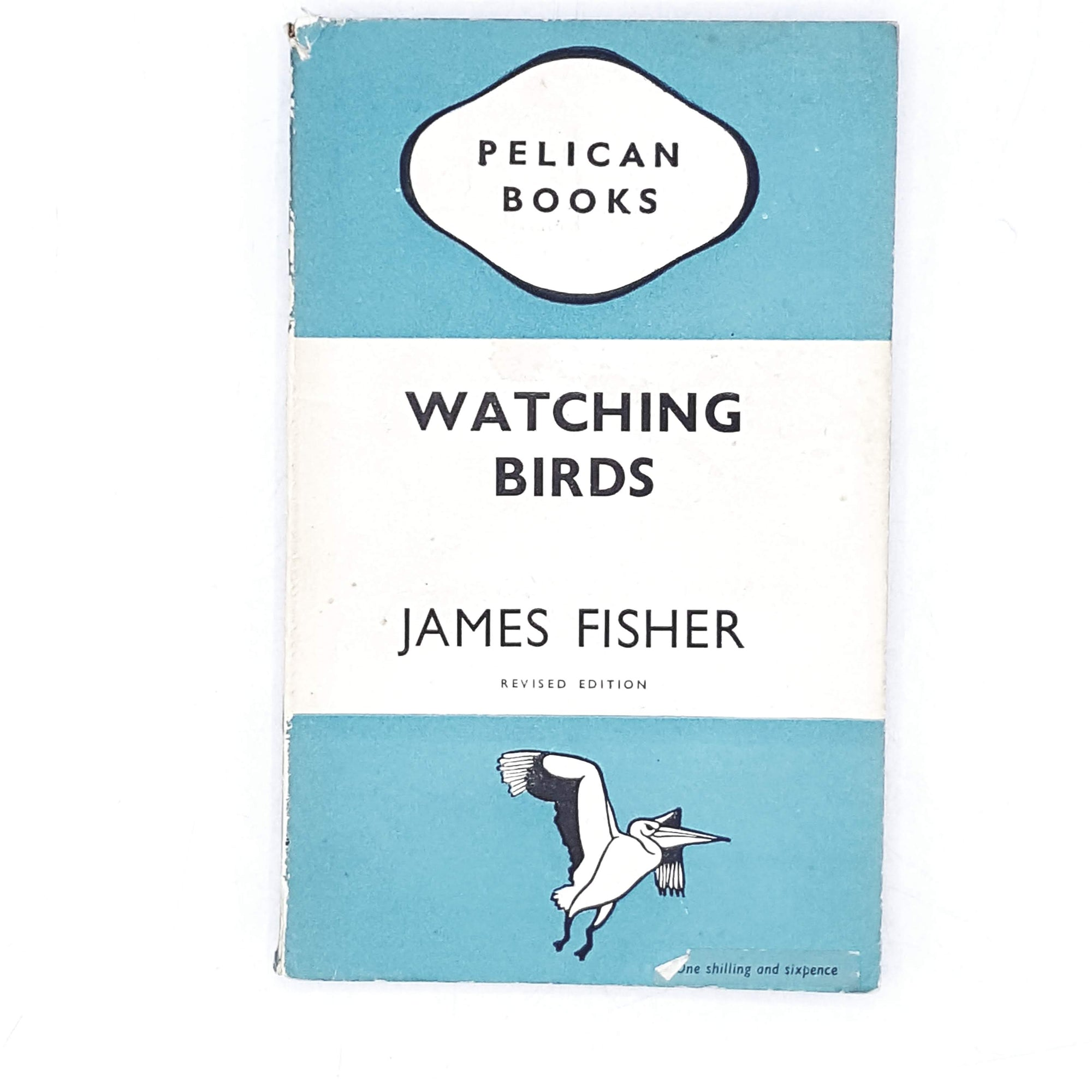 Vintage Pelican: Watching Birds by James Fisher 1946