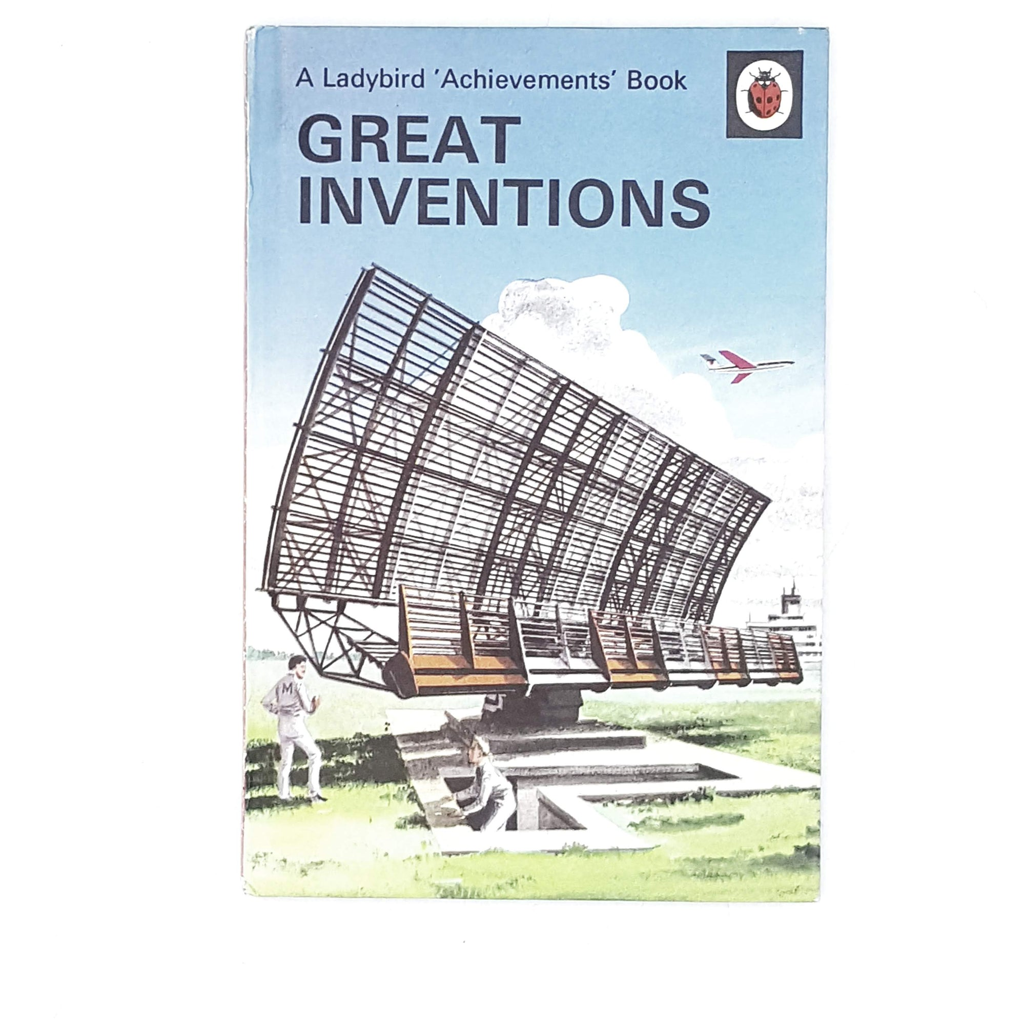 Vintage Ladybird: Great Inventions 1961
