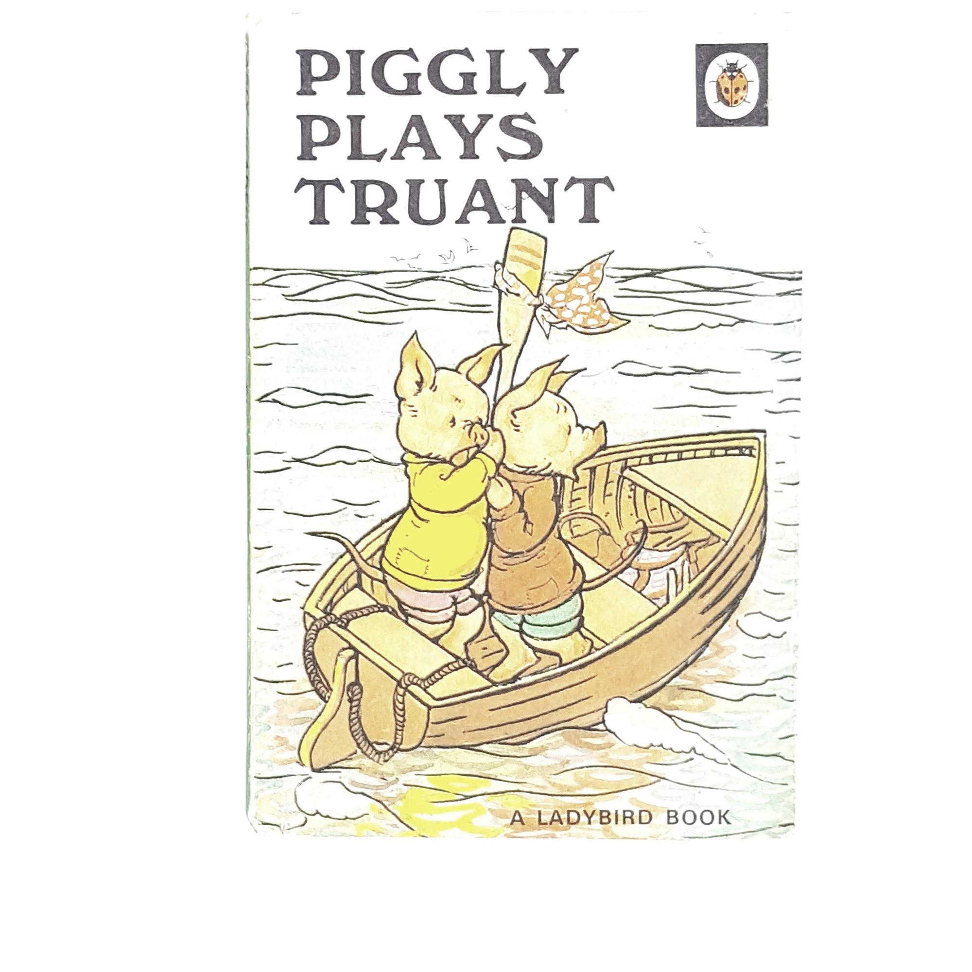 vintage-ladybird-fiction-piggly-plays-truant-1947-antique-kindergarten-books-country-house-library