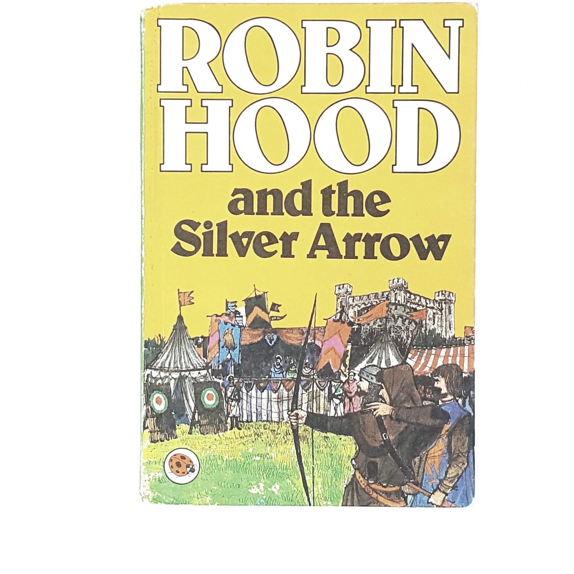 Vintage Ladybird Fiction: Robin Hood and the Silver Arrow