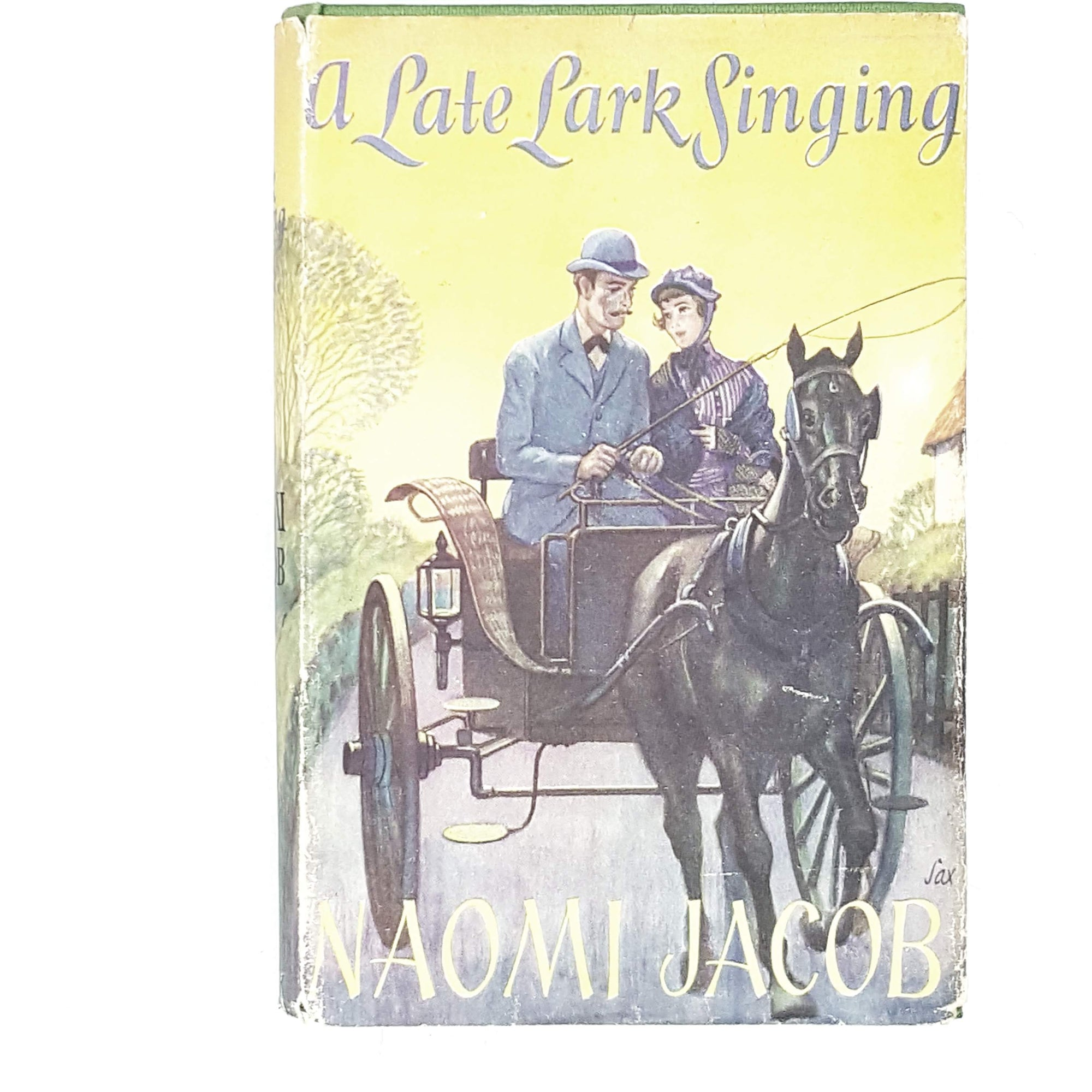 A Late Park Singing by Naomi Jacob
