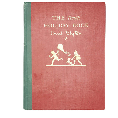 enid-blytons-the-tenth-holiday-book-country-house-library