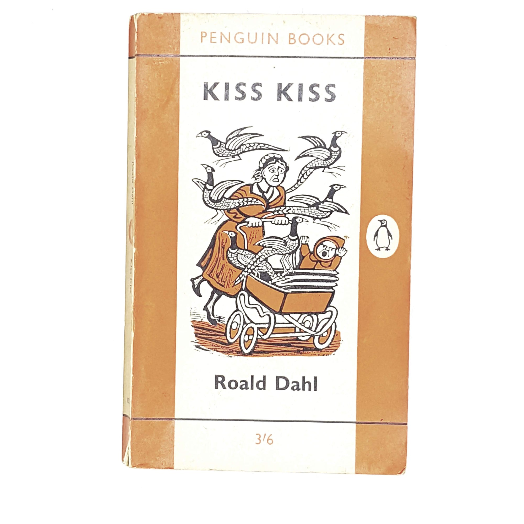 vintage-penguin-roald-dahls-kiss-kiss-1959-orange-classic-literature-country-house-library