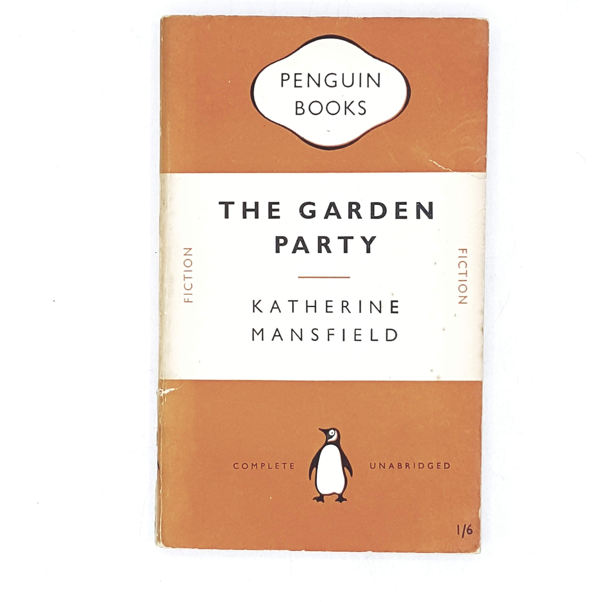 Vintage Penguin The Garden Party by Katherine Mansfield 1951