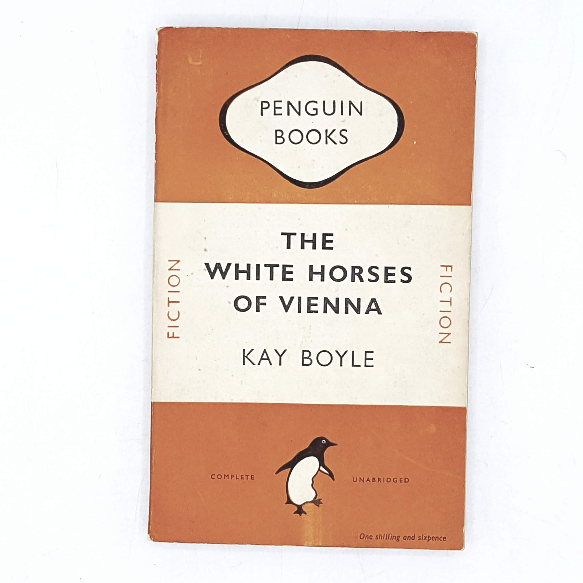 Vintage Penguin The White Horses of Veinna by Kay Boyle 1949