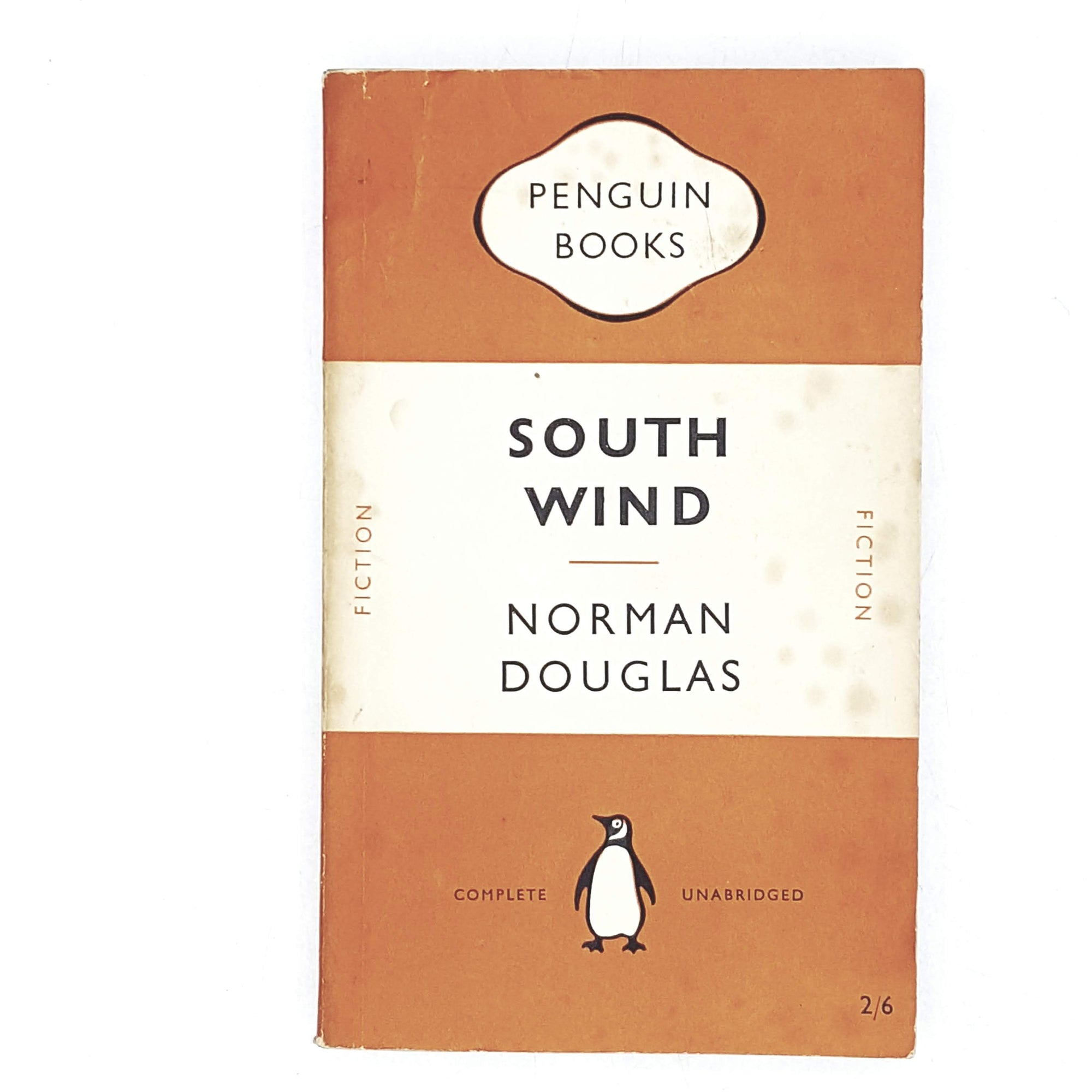 Vintage Penguin South Wind by Norman Douglas 1953