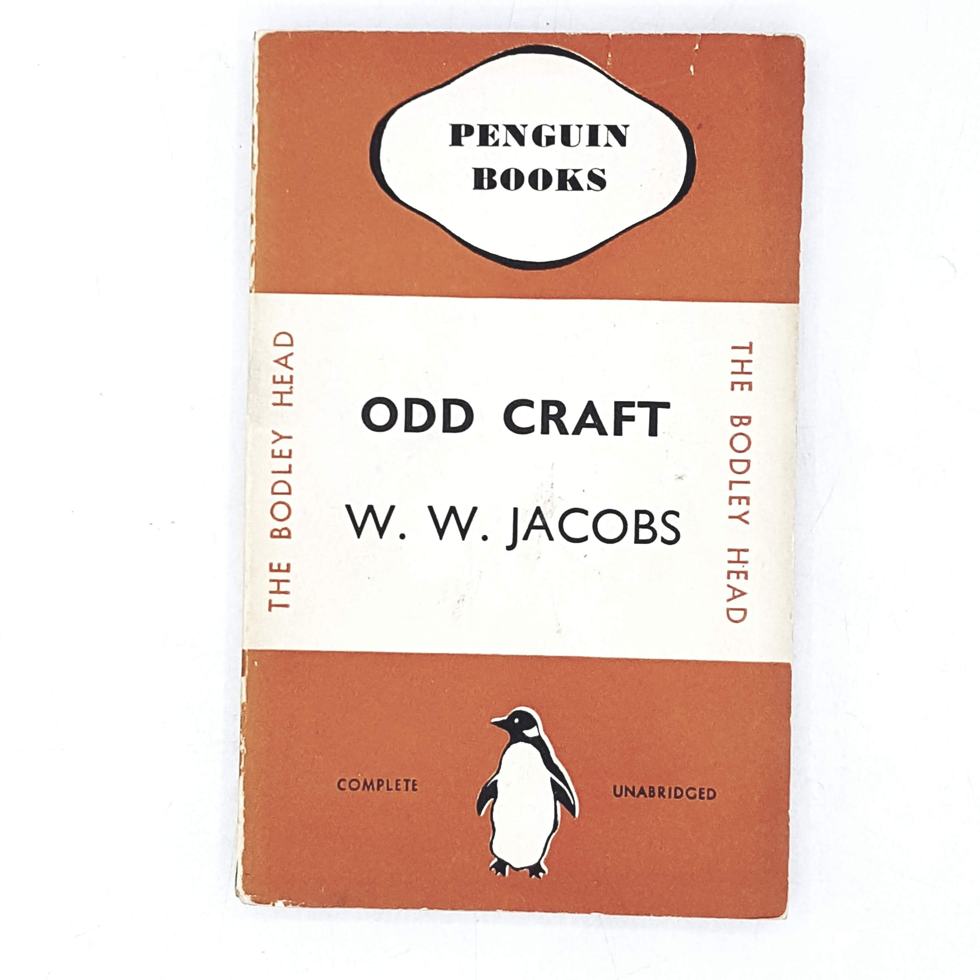 Vintage Penguin Odd Craft by W. W. Jacobs 1936