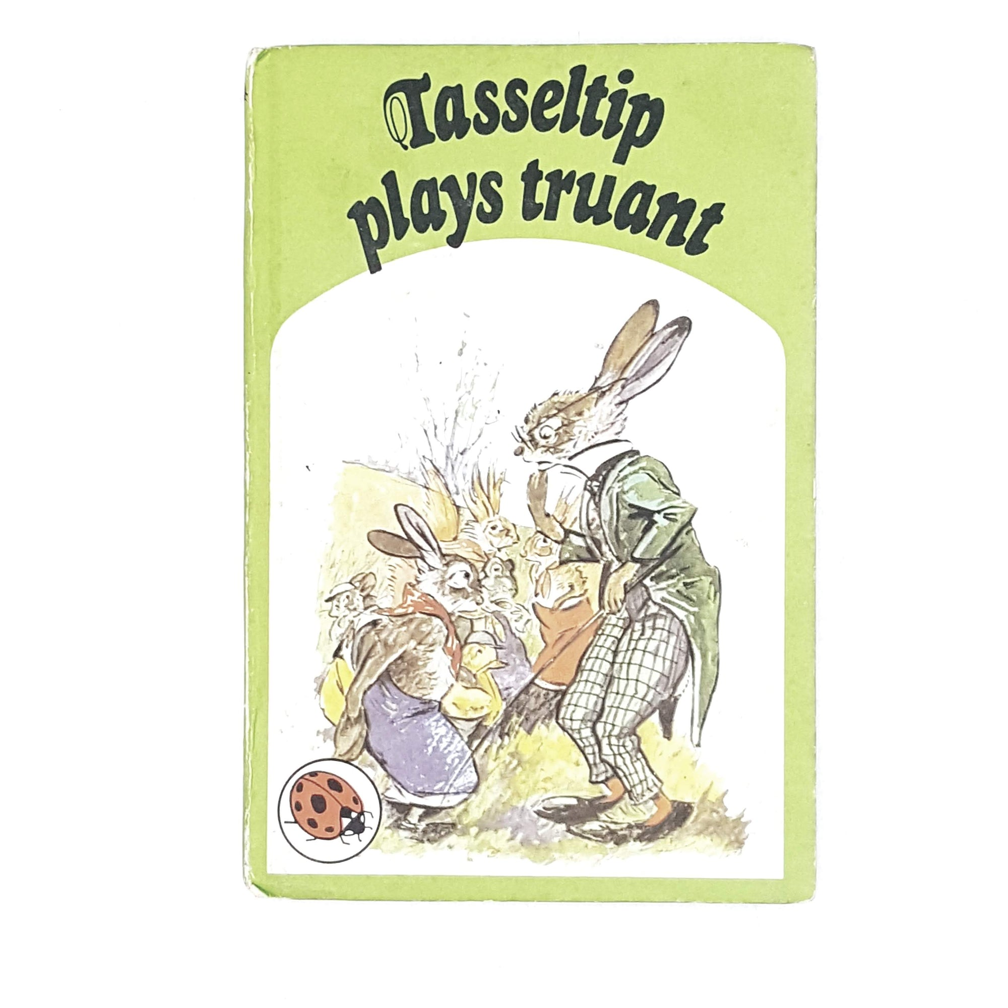 vintage-ladybird-tasseltip-plays-truant-1975-kindergarten-books-country-house-library