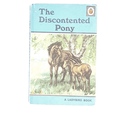 vintage-ladybird-the-discontented-pony-1951-kindergarten-books-country-house-library
